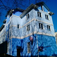Синий дом :: Yuriy Man