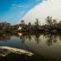 Март на Десне :: Тамара Цилиакус