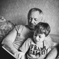 Дед и внук :: Ольга Коблова