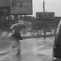 И  дождь... дождь... :: Валерия  Полещикова