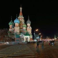 Как-то ночью... :: Игорь Иванов