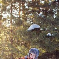 в лесу :: Ольга Мезенцева