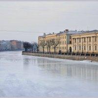 Ледяная река :: Vadim WadimS67