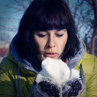 Прощание с зимой... :: Тетянка Мас