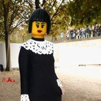 Модница :: Лариса Корженевская