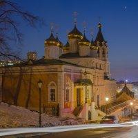 Вечерняя... :: Дмитрий Гортинский