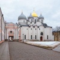 ВН, Софийский собор :: Евгений Никифоров