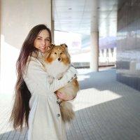Вдохновение от индивидуальных занятий с Анечкой Гис! :: Дарина Козловская