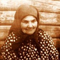 Баба Катя. 1960 год :: alek48s