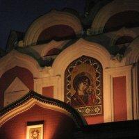 Казанская икона Божией Матери. :: Елена