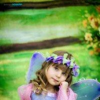 Детская студийная фотосессия :: марина алексеева