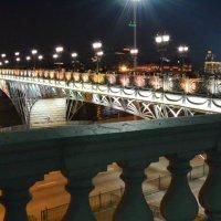 Патриарший мост. :: Oleg4618 Шутченко
