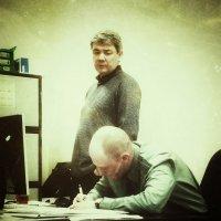 ...заявление по собственному... :: Сергей Андрейчук