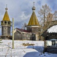 церковь Иоанна Богослова. :: Дмитрий Бачтуб