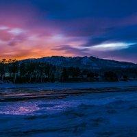 Весенний закат :: Sergey Oslopov
