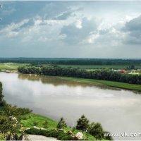 река Кубань :: Андрей Мартынюк