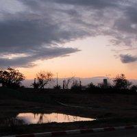 Закат после бури :: Герович Лилия