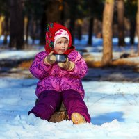 Проводы зимы. :: Лана Банькина