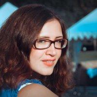 Ее глаза... :: Максим Дорофеев