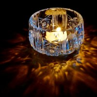 свеча горела ...... на столе....... :: Валентина Папилова
