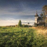 На краю деревни :: Александр Бархатов