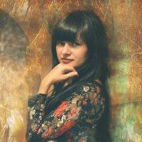 Автопортрет :: Ирина Малинина