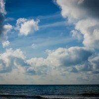 Море, небо, облака... :: Андрей Печерский