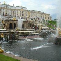 Большой дворец в Петергофе :: Константин Жирнов