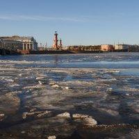 Лёд тронулся... :: Марина Павлова