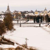 Старинный русский город Торжок :: Павел Кочетов