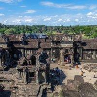 Камбоджа. Ангкор Ват - самый большой храм в мире. XII в. :: Rafael