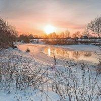 Зимнее утро :: Александр Тулупов