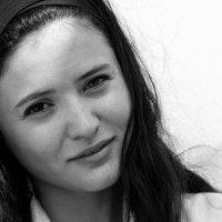 Черно-белый портрет :: Igor Khmelev