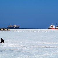 Последний лёд. :: Павел Бескороваев