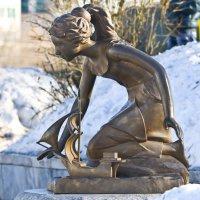 Мечты в бронзе. :: Андрей Синицын