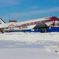 DC-3  DUGLAS :: Николай