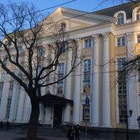 Дом оперного пения Галины Вишневской на Остоженке :: Мария Крылова