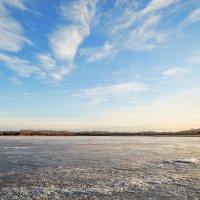 весна на озере :: Андрей ЕВСЕЕВ
