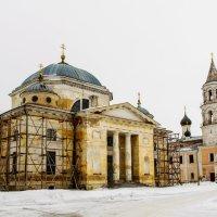 Борисоглебский монастырь :: Павел Кочетов