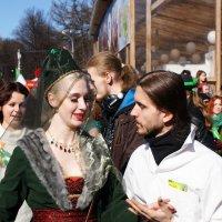 Персонажи парада Дня святого Патрика в Сокольниках 8 :: Николай Дони