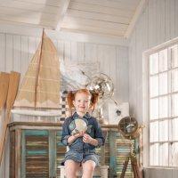 детская фотосессия :: Ирина Белова