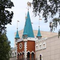 Кукольный театр в Ижевске :: Владимир Максимов