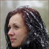 Неожиданный снег :: Наталия Григорьева