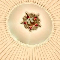 Плафон в зале музея ВОВ :: Владимир Болдырев