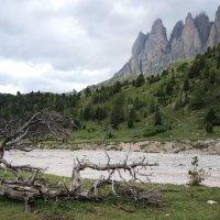 Русло каменной реки :: Мария Кондрашова