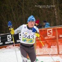 Лыжник! :: Надежда Подчупова