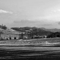 поздняя осень в горах :: Наталья Золотых-Сибирская