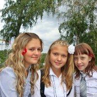 Три подружки :: Лидия (naum.lidiya)