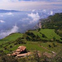 В горах Каталонии :: Тиша
