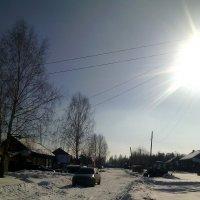 Деревенская улица :: Катя Бокова